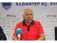 Gaziantep Büyükşehir Belediyespor - Manisaspor maçının ardından