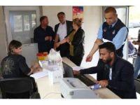 Belediye çalışanlarına sağlık taraması