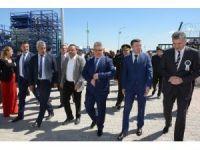 Bilim, Sanayi ve Teknoloji Bakan Yardımcısı Çelik, Aksaray'da