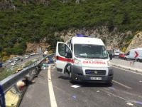 Muğla-Antalya karayolunda midibüs uçuruma yuvarlandı: 23 ölü