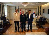 AİÇÜ''ye Kars ve Ardahan'dan ziyaret