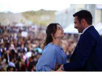 Mezuniyet töreninde sürpriz evlilik teklifi