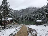 Gümüşhane'ye 21 Mayıs'ta kar sürprizi