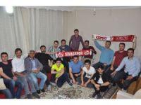 Kars'ta yaşayan Sivaslılardan şampiyonluk kutlaması