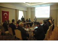 """Van'da """"Kurumsal İletişim Niteliğinin Artırılması"""" semineri"""
