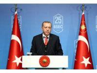 """Cumhurbaşkanı Erdoğan: """"Sürdürülebilir kalkınmayı dönem başkanlığımızın ana teması haline getirdik"""""""