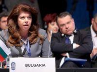 Bulgaristan Cumhurbaşkanı Yardımcısı Yotova: Sığınmacı krizi bölgede önemli bir tehdit