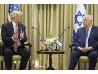 Trump, İsrail Cumhurbaşkanı Rivlin ile görüştü