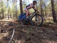 Gaziantep uluslararası dağ bisikleti yarışlarına ev sahipliği yaptı