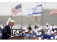 """Trump: """"Bölgede istikrarı sağlamak için nadir bir fırsat var"""""""