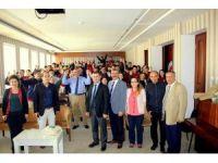 HKÜ akademisyenleri kardeş ülke Azerbaycan'da