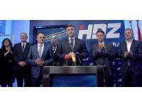 Hırvatistan'daki yerel seçimlerin galibi İktidar Partisi HDZ