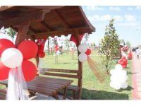Kocaeli'den bin 400 kilometre uzakta kardeşlik parkları açıldı