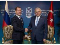 Başbakan Binali Yıldırım'dan Rusya'ya domates ithalatı açıklaması