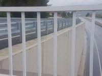 Ilgaz'da köprü korkulukları kazaya davetiye çıkarıyor