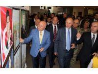 Erzurum'da 'Hükümlü ve Tutuklu El Sanatları' sergisi açıldı