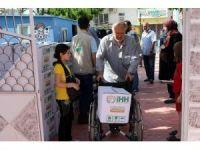 İHH'dan 400 Suriyeli aileye yeni gıda yardımı