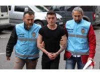 AVM'deki cinayetin katil zanlısı tutuklandı