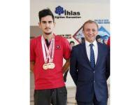 İhlas Koleji öğrencisi kürekte Türkiye Şampiyonu