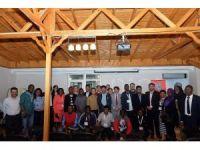 Uluslararası STK Temsilcileri UMED'de bir araya geldi