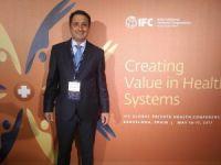IFC'de sağlık endüstrisinde değer oluşturma konuşuldu