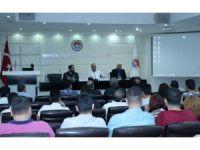 Siber saldırılar MTSO'da masaya yatırıldı