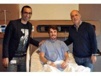 Sivasspor'da Tolgahan ve Ergin ameliyat oldu
