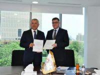 Türk Eximbank'tan 450 milyon dolar tutarında kredi anlaşması