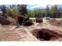 Tunceli arıtma tesisi için çalışmalar başladı