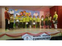 Hisarcık Cumhuriyet İlkokulunda yıl sonu şenliği