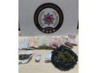 Uyuşturucu operasyonunda 14 yaşında torbacı yakalandı