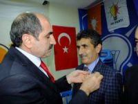 BBP Van İl Başkanı Gül, AK Parti'ye geçti