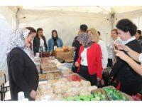 Siirt'te şehit çocukları için kermes açıldı
