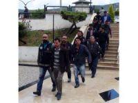 7 FETÖ şüphelisinden 3'ü tutuklandı