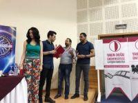 Murat Yıldırım, YDÜ öğrencileri ile buluştu