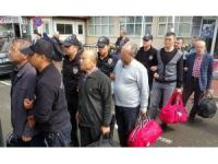 Samsun'da FETÖ'den 13 kişi adliyeye sevk edildi