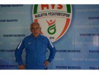 Malatya Yeşilyurt Belediyespor İsmail Tekin ile devam kararı aldı