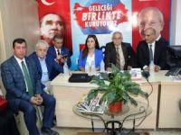 CHP Genel Başkan Yardımcısı Bingöl Ayvalık'ta