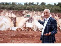 Bursa'da 500 milyar dolarlık mermer rezervi için yatırımcılar kuyrukta bekliyor