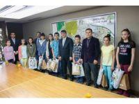 Şehitkamil Okuma Salonları Bilgi Yarışması Yapıldı