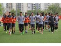 Adanaspor'da Medipol Başakşehir maçı hazırlıkları başladı
