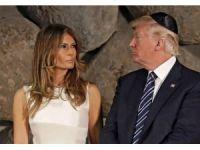"""Trump: """"İsrailliler ve Filistinliler uzlaşabilir"""""""