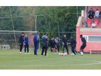 Gaziantepspor genç oyuncularla sahaya çıkacak