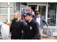 Samsun'da FETÖ'den 4 kişi tutuklandı