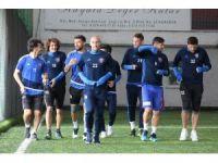 Karabükspor'da Kayserispor hazırlıkları başladı