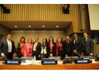 BM'de Türkiye ve Türk turizmi tanıtıldı
