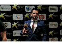 Alaattin Çağıl'a Gençlik Özel Ödülü
