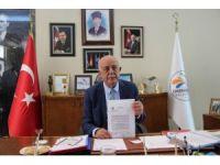 """Başkan Seyfi Dingil: """"İlaçlama Hatay Büyükşehir Belediyesinin görevidir"""""""