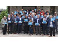 Ovakent'ten Başkan Akay'a büyük destek