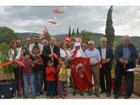 Gazi Mehmet Ülker'in ismi Kozalaklı'da ölümsüzleşti